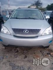 Tokunbo Lexus Rx 2007 Silver | Cars for sale in Rivers State, Port-Harcourt