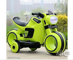 Smart Electric Powerbike For Kids - Green