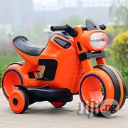 Smart Electric Powerbike For Kids - Orange | Children's Gear & Safety for sale in Oyo State, Ibadan