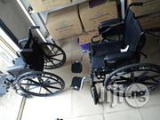 Wheel Chair Fairly Use | Medical Equipment for sale in Lagos State, Ajah