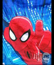 Made Of Cotton Spider Man Character Bed Sheet | Home Accessories for sale in Lagos State, Alimosho