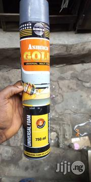 Asmaco Gold Universal Multi PU Foam Sealant – 750 Ml | Building Materials for sale in Lagos State, Alimosho