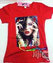 Red Hot Tops for Girls From Age 3 to 12 | Children's Clothing for sale in Lagos State, Lagos Mainland