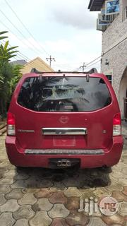 Nissan Pathfinder 2005 Red | Cars for sale in Rivers State, Port-Harcourt