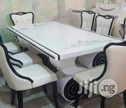 Royal Marble Dining Table | Furniture for sale in Abuja (FCT) State, Nyanya