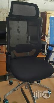 Star Leg Mesh Executive Chair | Furniture for sale in Abuja (FCT) State, Asokoro