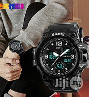 Skmei Digital Watch Quartz Military Army Sports Men Watches | Watches for sale in Abuja (FCT) State, Garki 1