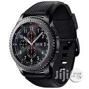 Samsung Galaxy Gear S3 Frontier | Accessories for Mobile Phones & Tablets for sale in Lagos State, Ikeja