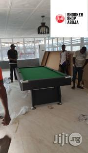 8ft Imported Snooker Table | Sports Equipment for sale in Abuja (FCT) State, Central Business District