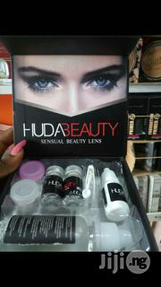 Hudabeauty Contact Lens Set With Solution | Makeup for sale in Lagos State