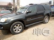 Toyota 4-Runner 2006 Black | Cars for sale in Lagos State, Surulere