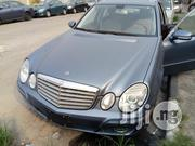 Tincan Cleared Tokunbo Mercedes Benz E350 2007 Blue | Cars for sale in Lagos State, Amuwo-Odofin
