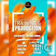Certificate Diploma In Short-film Music Production | Classes & Courses for sale in Lagos State, Ifako-Ijaiye