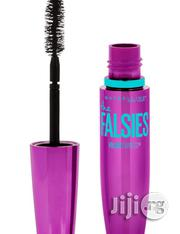 Maybelline Volum' Express the Falsies Washable Mascara, Blackest Black | Makeup for sale in Lagos State, Gbagada