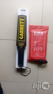 Metal Detactor & Fire Blanket | Safety Equipment for sale in Lagos State, Maryland
