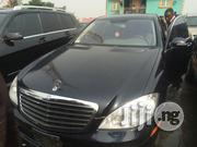 Tokunbo Clean Mercedes-Benz S550 2009 Black | Cars for sale in Lagos State, Ojota