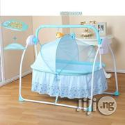 New Primi Baby Rocking Bed With Mosquito | Children's Furniture for sale in Lagos State, Lagos Island
