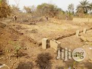 A Plot Of Land With Foundation Of A Bungalow At Elenusonso, Ibadan | Land & Plots For Sale for sale in Oyo State, Akinyele