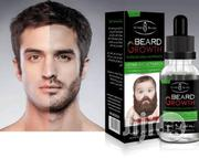High Quality Beard Growth Oil With Natural Nutrients | Hair Beauty for sale in Lagos State, Amuwo-Odofin