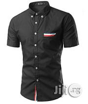 Fashion 4-in-1 Men's Short Sleeve Shirts | Clothing for sale in Abuja (FCT) State, Maitama