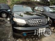Infiniti FX 35 2005 Black   Cars for sale in Lagos State, Lagos Mainland