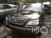 Lexus RX 300 2003 Black | Cars for sale in Lagos State, Lagos Mainland