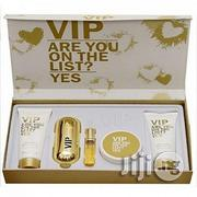 5 in 1 Perfume Gift Set for Women - Gold | Fragrance for sale in Lagos State, Oshodi-Isolo