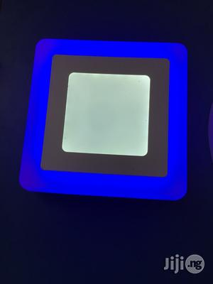 Blue and White Led Light