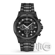 Bulova Men's Chronograph Wristwatch | Watches for sale in Lagos State, Lagos Mainland