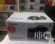 Canon EOS 80D Dslr Professional Video | Photo & Video Cameras for sale in Lagos State, Ikeja