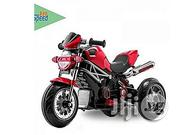 Power Bike For Kids- Red | Toys for sale in Abuja (FCT) State, Central Business District