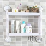 Kitchen OR Bathroom Double Layer Storage Shelf   Furniture for sale in Lagos State, Lagos Island