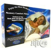 Memory Comfort Pillow - Neck Back Cervical Protection Pillow | Home Accessories for sale in Lagos State, Lagos Island