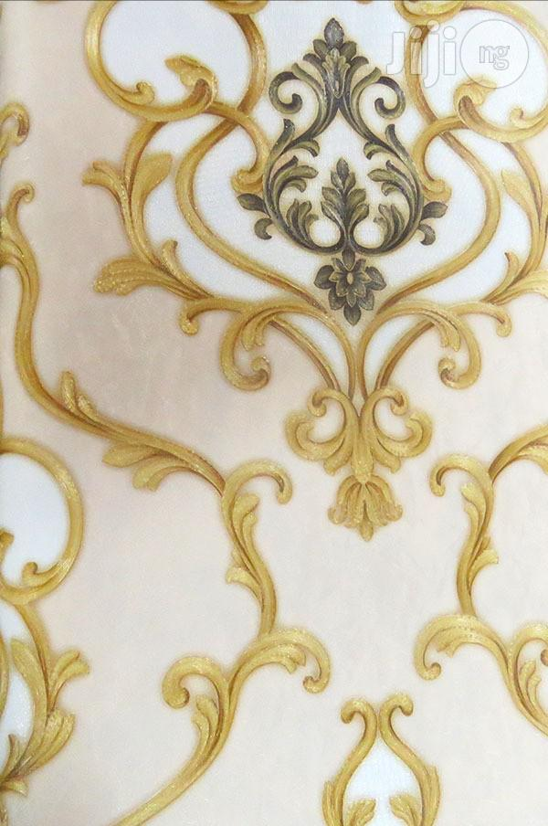 Archive: Damask Wallpaper