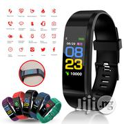 PROMO! Fitness Tracker Sports Gadget Watch Color Display | Smart Watches & Trackers for sale in Abuja (FCT) State, Central Business District
