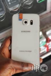 Samsung Galaxy S6 edge 32 GB White   Mobile Phones for sale in Osun State, Osogbo