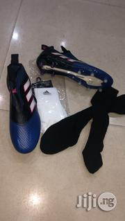 New Adidas Soccer Boot With Hose   Shoes for sale in Lagos State, Ikotun/Igando