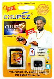4GB Original Memory Card   Accessories for Mobile Phones & Tablets for sale in Rivers State, Port-Harcourt