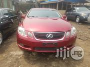 Clean Lexus GS 350 2009 Red | Cars for sale in Lagos State, Apapa