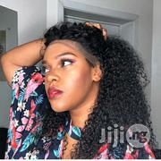 Kinky Water Curls With Ear To Ear Frontal | Hair Beauty for sale in Lagos State, Ikeja