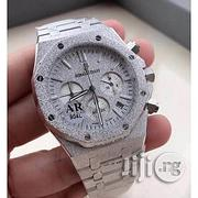 Audemars Piguet Royal Oak Chronograph Silver | Watches for sale in Abuja (FCT) State, Central Business District