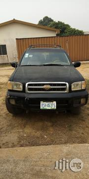 Nissan Pathfinder 2002 LE AWD SUV (3.5L 6cyl 4A) Black | Cars for sale in Lagos State, Ikorodu
