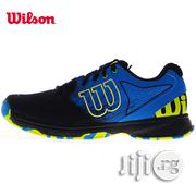 Wilson Will Wins Men's Tennis Shoes KAOS DEVO WRS323480 | Shoes for sale in Lagos State, Surulere