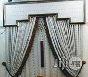 High Quality Curtain (Turkey Fabric) | Home Accessories for sale in Lagos State, Ojo