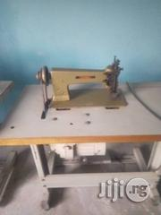 Tokunbo Industrial Embroidery Machine and Its Stand for Sale at Ikeja | Manufacturing Equipment for sale in Lagos State, Ikeja