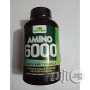 Nature's Field Amino 6000 Super Whey Formula 90 Tablets   Vitamins & Supplements for sale in Lagos State, Lagos Island