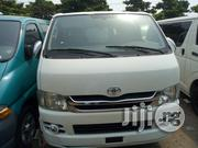 Toyota Hiace 2010 Silver | Buses & Microbuses for sale in Lagos State