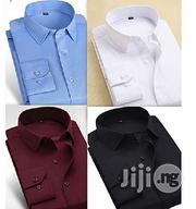 Fashion Set-Of-Four Long Sleeve Shirts for Men - Multi | Clothing for sale in Abuja (FCT) State, Central Business District