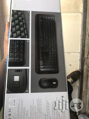 Microsoft Wireless Keyboard And Mouse | Computer Accessories  for sale in Lagos State, Ikeja