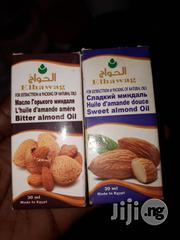 Sweet Almond & Bitter Almond Oil | Skin Care for sale in Lagos State, Ikotun/Igando